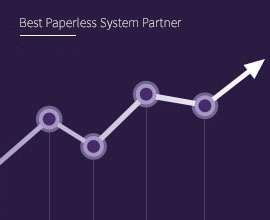 best paperless system partner